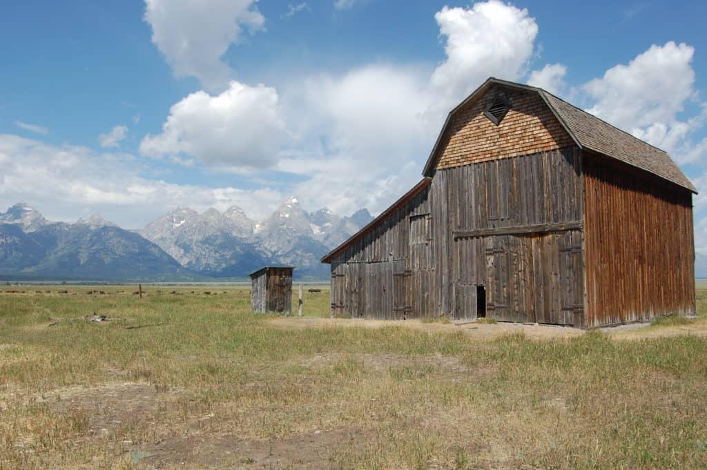 Mormom Row, Teton National Park