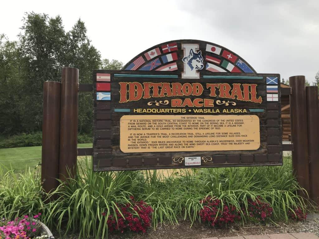 Iditarod Trail Museum - Wasilla, AK