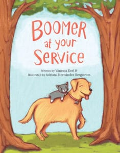 Boomer at Your Service book Cover